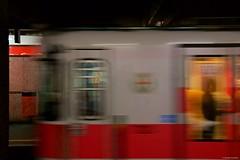 IMGP9482 On the move (Claudio e Lucia Images around the world) Tags: mm metropolitana train underground metro milano redline mm1 lima newtrain redtrain pentax pentax18135 pentaxk3ii
