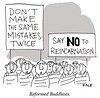 Don't make the same mistakes twice (mariasherow) Tags: reincarnation past lives
