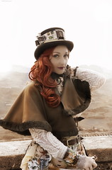 OKIMG_3386 (taymtaym) Tags: steampunk steam punk portrait ritratto cosplay cosplayers costumes costumi costume cosplayer girl ragazza