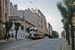 Beograd tram 139 (TrainsandTravel) Tags: yugoslavia yougoslavie jugoslawien jugoslavija serbia serbien serbie srbija metregauge meterspur voiemetrique uskimanometar trams tramways strassenbahn tramvaji belgrade belgrad beograd pcc