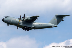 54+14 - Airbus A400M-180 - German Air Force (MikeSierraPhotography) Tags: a400m air airbus airlines airport cgn cgneddk cologne country deutschland flughafen germanairforce germany köln manufacturer plane spotting town 5414