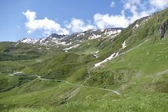 view on the Oberalp Pass Swiss Alps Switzerland (roli_b) Tags: view oberalp pass switzerland schweiz suisse suiza svizzera sedrun andermatt 2018 berge mountains uri graubünden swiss alps schweizer alpen alpin alpi
