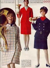 Seventeen editorial shot by Carmen Schiavone 1967 (barbiescanner) Tags: vintage retro fashion vintagefashion 60s 60sfashions 1967 editorial seventeen1967 teens 60steens carmenschiavone joandelaney colleencorby hollyforsman