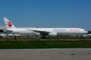B-2023 (China Eastern)