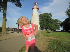Marblehead Lighthouse (terryhadalittlelamb) Tags: mandalyn mandy marblehead lighthouse lake erie ohio oh