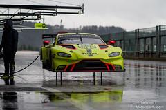 2018 Aston Martin V8 Vantage GTE (belgian.motorsport) Tags: aston martin v8 vantage gte prodrive spa francorchamps test testing testday 2018 fia wec
