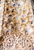 ولا غالب إلا الله (paologmb) Tags: pattern archilovers gold math complexity icon islamic allah blue noctilux095 infinite decoration architecture simmetry leicamtyp240 muqarnas geomagic magicsquare ولا غالب إلا الله granada spain andalucia islam