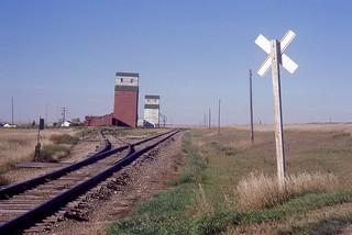 Raymond, Montana, 19SEP'87