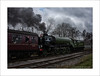 Backwards to Rawtenstall (prendergasttony) Tags: lancashire tonyprendergast nikon d7200 smoke steam railways man carriage wheels