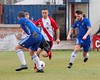 Andy Paterson taking the game to Gartcairn from the off (Stevie Doogan) Tags: clydebank gartcairn west scotland cup round 2 holm park saturday 31st march 2018