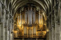 Grandes Orgues de Notre-Dame (jérémydavoine) Tags: lehavre seinemaritime normandie cathedral church cathédrale église cathédralenotredame églisenotredame architecture monumenthistorique unesco orgue organ