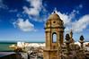 Cádiz, Spain (no.sad.tomorrow) Tags: cádiz spain españa andalusia andalucía panoramicview view vista city town sky ciudad