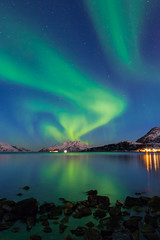 IMG_8678 (tomikaro) Tags: tromsø wintrer auroraborealis aurora trip landscape northern enjoythearctic arctic norway