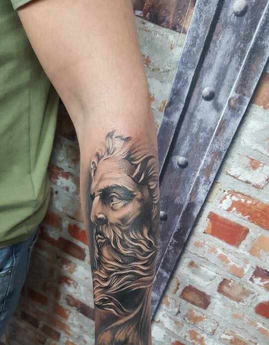 The World S Best Photos Of Tattoo And Zeus Flickr Hive Mind