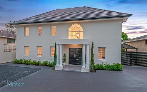 12 Sarah Crescent, Baulkham Hills NSW