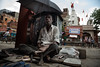 india, 2016. (semaone) Tags: india rajasthan street streetlife portrait cobbler tourte inde indien