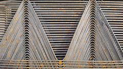 Abstract No. 4 (DepictingPhotos) Tags: abstract oldiron patterns