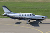 N790TB - 1999 build Socata TBM700B, taxiing for departure on Runway 24 at Friedrichshafen during Aero 2017 (egcc) Tags: 148 aero aerofriedrichshafen aerofriedrichshafen2017 airbeaugency bodensee edny fdh flyinggroup friedrichshafen lightroom n700tb n790tb socata tbm148 tbm700