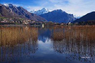 Il lago dimenticato dall'antico ghiacciaio