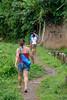 Starting our trek (Stinkee Beek) Tags: adi lombok erin yewyen