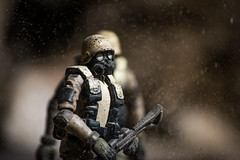 88th Infantry Portrait (Worn Out Trooper) Tags: toyphotographer toys trooper thought photo photography explore explosion dust acidrainworld acid rain acidrain ww2 gasmask