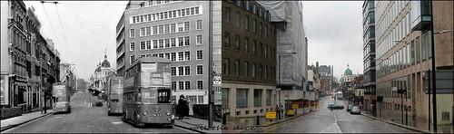 Charterhouse Street`1936-2018