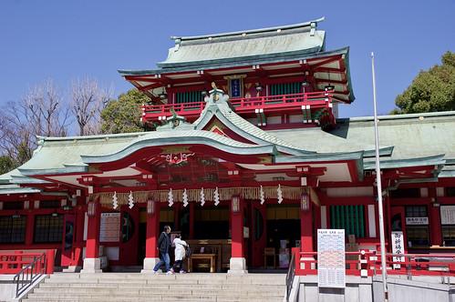 富岡八幡宮 画像10