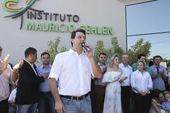 Inauguração do Instituto Maurício Gehlen - Paranavaí