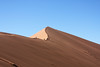 Long way to the top. (DH20) Tags: dune sand sun desert nature namibia canon eos450d climb active fun holiday sossusvlei bigdaddy hiking