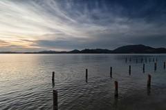 IMG_1468 ~ petang di lumut (alongbc) Tags: lumut sunset sundown travel place trip canon eos700d canoneos700d canonlens 10mm18mm wideangle perak malaysia sea water cloud