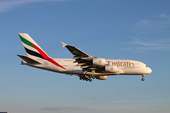 A6-EDR A-380-861 Emirates Airlines (ChrisChen76) Tags: heathrow a380 a380861 emiratesairlines uae unitedarabemirates