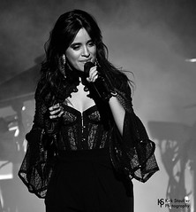 Camila Cabello @ Paramount Theater (Kirk Stauffer) Tags: kirk stauffer photographer nikon d5 adorable amazing attractive awesome beautiful beauty charming cute darling fabulous feminine glamour glamorous goddess gorgeous lovable lovely perfect petite precious pretty siren stunning sweet wonderful young female girl lady woman women live music tour concert show stage gig song sing singer vocals performer performing musician band lights indie pop long black hair brunette eyes red lips white teeth model tall fashion style bustier portrait photo smile smiling fifth harmony 5h