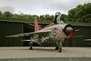 Fire Bird (crusader752) Tags: englisheleectric bac lightning f3 xr713c bruntingthorpe lpg lightningpreservationgroup firebirds no56squadron exrafleuchars redtop missiles