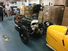 Morgan Factory - Three Wheeler