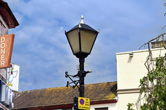 Lamp Post  [Explored 12/06/18] (Manoo Mistry) Tags: nikon nikond5500 tamron tamron18270mmzoomlens greatyarmouth norfolk seaside resorttown lamp lamppost lampen sky explored explore inexplore