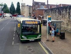 YY66PFO (PD3.) Tags: yy66pfo yy66 pfo adl enviro 200 xelabus bus buses psv pcv southampton hampshire hants england uk