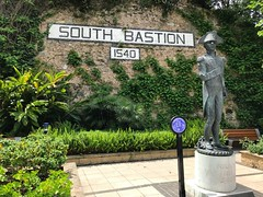Horatio Nelson Statue (Marc Sayce) Tags: south bastion horatio nelson statue city walls gibraltar may 2018