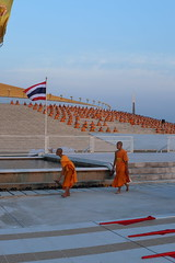 "Wat dhammakaya (g e r a r d v o n k เจอราร์ด) Tags: artcityart art asia asia"" asian architecture buddha canon city colour canon5d3 dhammakaya expression eos earthasia flickrsbest fantastic flickraward golden lifestyle land monk ngc newacademy outdoor orange totallythailand photos pinnaclephotography people reflection stad this travel thailand thai tempel temple unlimited uit urban whereisthis where wat yabbadabbadoo"