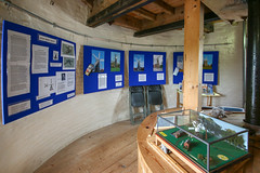 Holgate Windmill exhibition, 'How Many Sails?' - general view 1