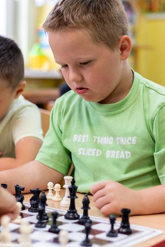 V Turniej Szachowy o Mistrzostwo Przedszkola Miejskiego Nr 1-24