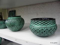 Zervopoulos icon manufactory, Kalambaka, Greece (cod_gabriel) Tags: shallowfocus shallowdof shallowdepthoffield bokeh ceramică meteora greece grecia