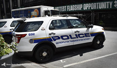 Metropolitan Transportation Police Department FPIU (nyfrp) Tags: nypd nyc new york police department nys ny state fpiu ford interceptor utility penn station transit trains bus car policecar polcedepartment tahoe chevy bmw downtown manhattan midtown ssv k9 dogs dog hudson yards mtapd nysp