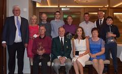 Mr Eamonn O' Kane's Captains Day Prize Winners