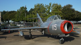 PZL-Mielec SBLim-2 (Mikoyan-Gurevich MiG-15UTI) in Addison