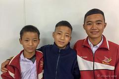 Three Amigos 8059 (Ursula in Aus) Tags: hilltribeeducationprojects maehongson maesariang thep thailand karen