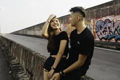 IMG_0415 (GióLangThang25) Tags: nắng sun couple