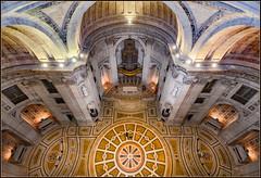 Panteón Nacional (Totugj) Tags: nikon d5100 sigma 816mm panteon nacional granangular interior arquitectura lisboa portugal europa europe