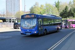 10130 20180430 Midland SN54 KFF (CWG43) Tags: bus uk midlandbluebird scania l94ub wright 65723 sn54kff