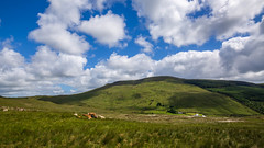Beautiful cloud formation in the Sperrin mountains (jac.photography49) Tags: clouds canon exposure f4 grass ireland images view sky mountain northernireland wideangle