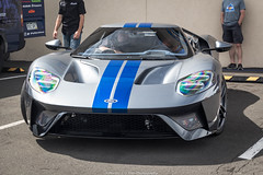 #2 For CO (Hunter J. G. Frim Photography) Tags: supercar colorado 2017 ford gt american gray silver stripes v6 turbo fordgt 2017fordgt hypercar